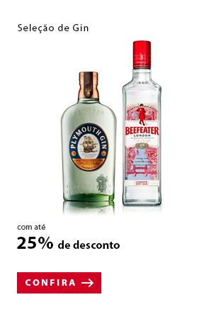 """PRODUTO 12 - """"Seleção de Gin"""