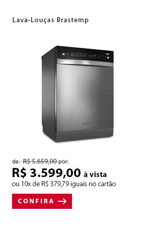 """PRODUTO 5 - """"Lava-Louças Brastemp"""