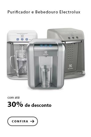 PRODUTO 12 - Purificador e Bebedouro Electrolux com até 30% OFF