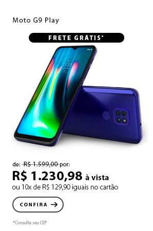 PRODUTO 1 - Moto G9 Play