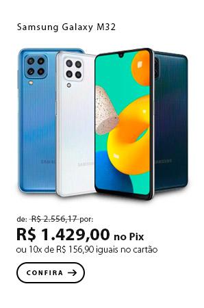 PRODUTO 2 - Samsung Galaxy M32
