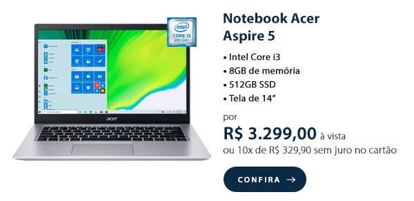 Notebook Asus, Core I5