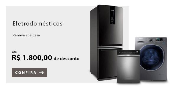 BANNER 5 - Eletrodomésticos