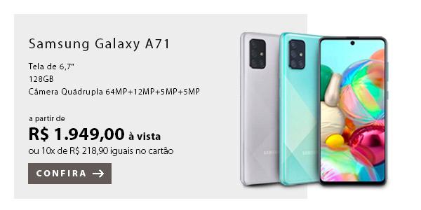 BANNER 3 - Samsung Galaxy A71