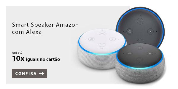 BANNER 8 - Smart Speaker Amazon com Alexa