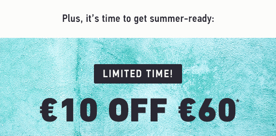 €10 OFF ?€60 PURCHASE