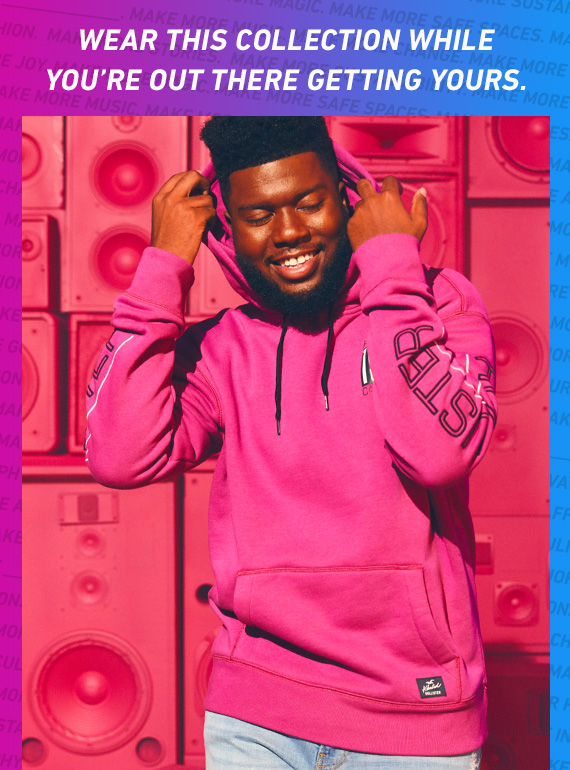 Tsunapromo com - It's here: Get your Hollister x Khalid now!