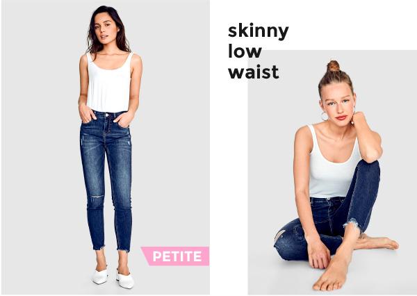 Skinny denim basic