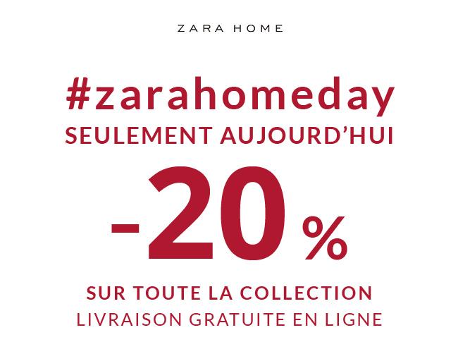 #zarahomeday