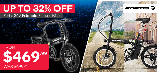 Fortis Electric Bikes