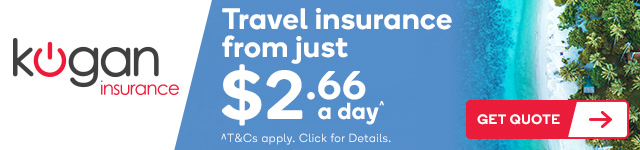 Travel Insurance from just 2.66 a day^