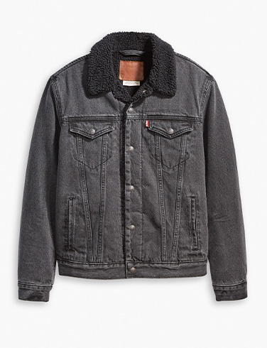 Sherpa Trucker Jackets
