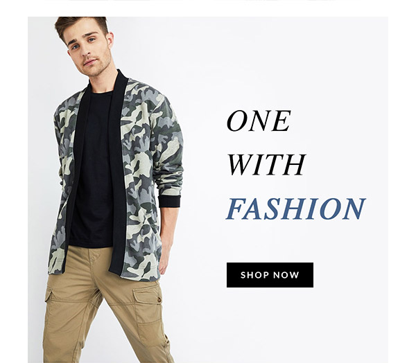 ONE WITH FASHION