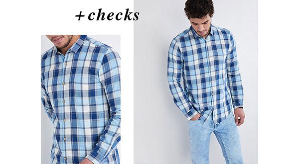 +checks