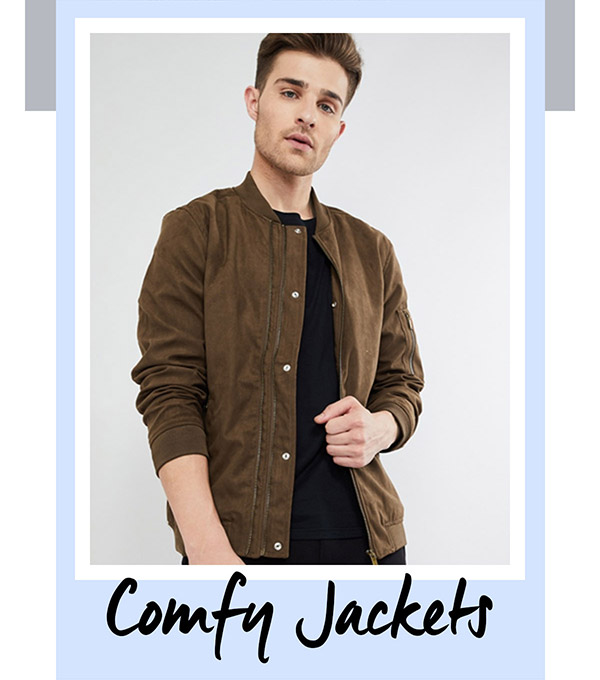 Comfy Jackets