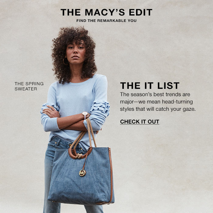 22caf56e4 Macy's VIP Sale - SURPRISE! Extra 30% off extended!