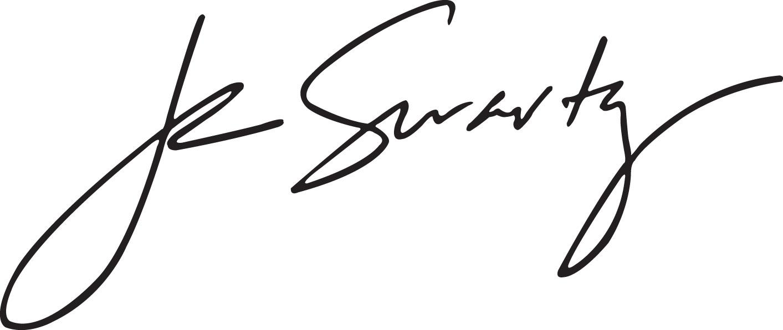 Jan Swartz signature