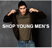 SHOP YOUNG MEN'S
