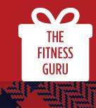 THE FITNESS GURU
