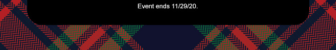 Event ends 11/29/20.