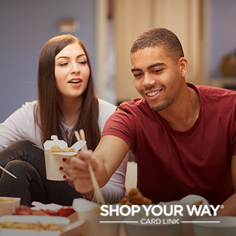 SHOP YOUR WAY® -CARD LINK-