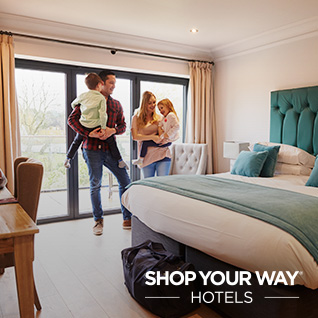 SHOP YOUR WAY® HOTELS