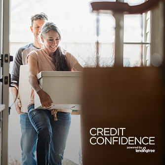 CREDIT CONFIDENCE | powered by lendingtree