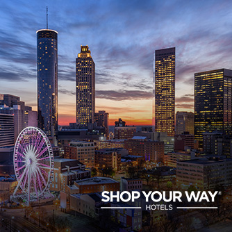 SHOP YOUR WAY® -HOTELS-