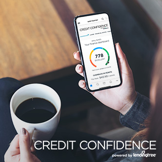 CREDIT CONFIDENCE powered by lendingtree