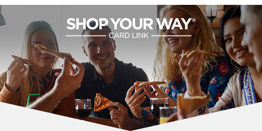SHOP YOUR WAY® CARD LINK