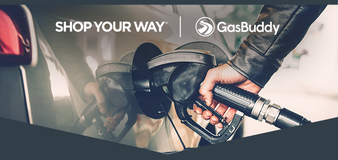 SHOP YOUR WAY® | GasBuddy
