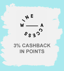 WINE ACCESS  |  3% CASHBACK IN POINTS