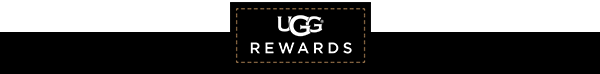 UGG Rewards