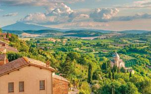 Italy: Tuscany & Umbria