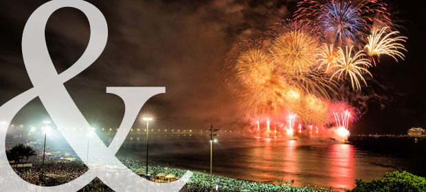 Toast the New Year, A&K Style, in Hong Kong, London or Rio de Janeiro