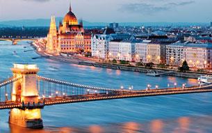 Prague & the Blue Danube