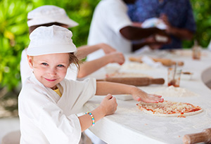 Small Chefs, Big Appetites