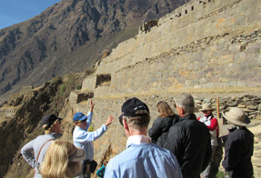 Secrets of the Incas