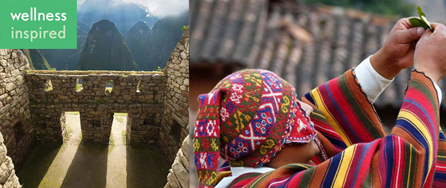 Wellness Peru: Spirit of the Incas