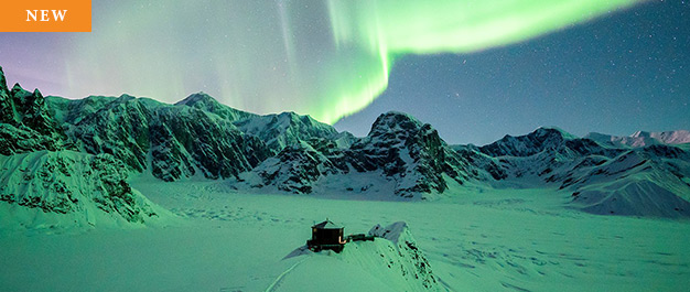 Tailor Made Alaska: Winter Wonderland by Private Air