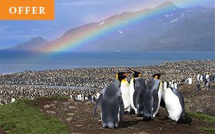 Antarctica, South Georgia & Falklands: Holiday Voyage 2022