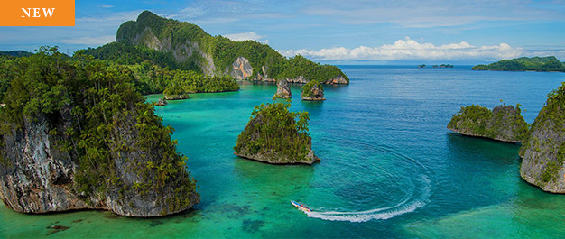 South Pacific Voyage: Komodo, Papua & Great Barrier Reef 2022