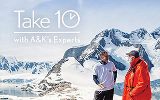 Take 10 with an A&K Expert