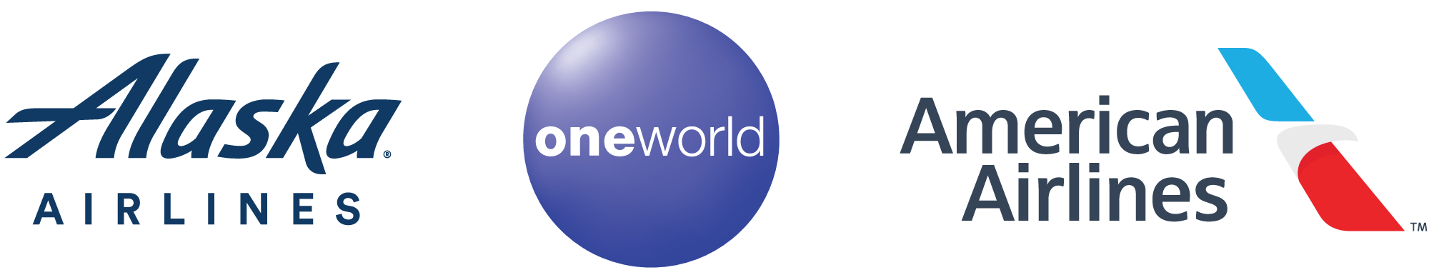 Alaska® Airlines - oneworld - American Airlines™