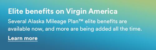 Elite benefits on Virgin America