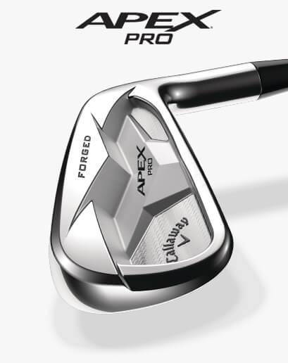 Apex Pron Irons Set
