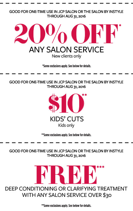 Jcpenney Salon Coupons Journeys Printable Coupons In Store 2018