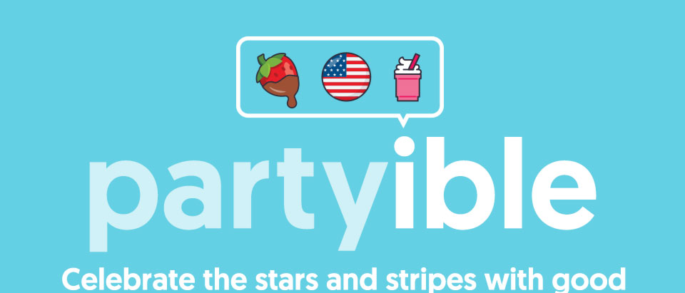 Order a 4th of July dessert