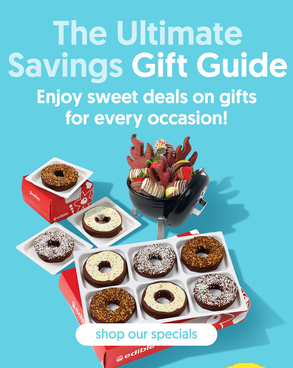 The Ultimate Savings Gift Guide - shop our specials