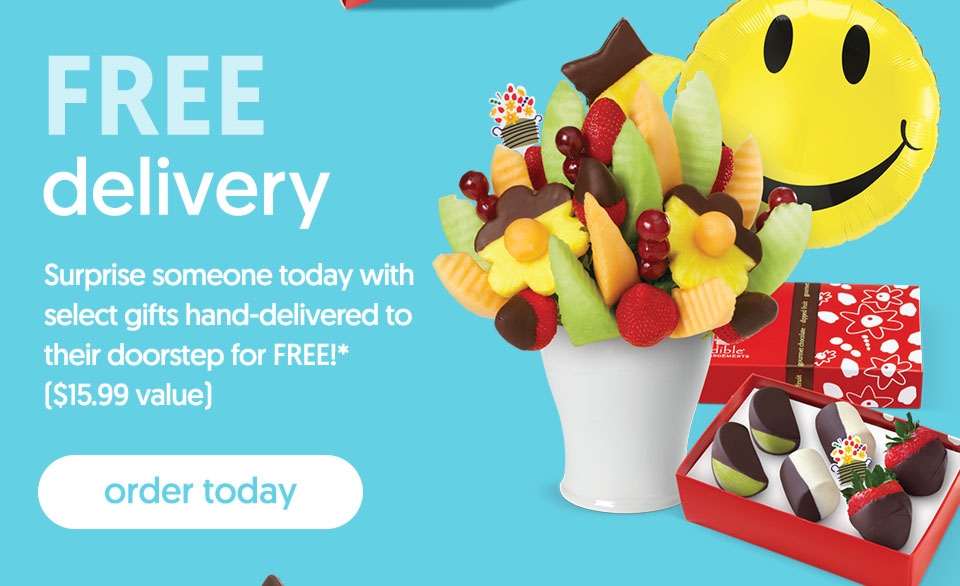 FREE delivery - order today